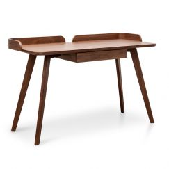 Isotta Office Desk | Walnut