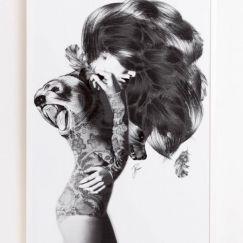 Jenny Liz Rome | Bear #2 | Print