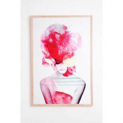 Jenny Liz Rome Print | Bright Pink Part 2