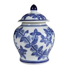 Jonquil Ceramic Jar