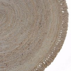 Juno Rug | Jute | BY SEA TRIBE