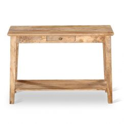 KASE Console Table 1.1M   Natural   Modern Furniture