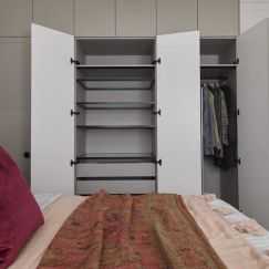 Kinsman | Guest Bedroom 1 Wardrobe | Sarah & George