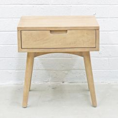 Kiruna Nightstand | Bedside Table