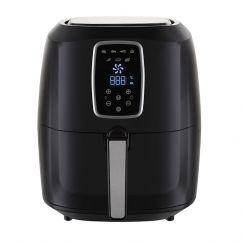 Kitchen Couture Deluxe 7 Litre Digital Air Fryer | Black