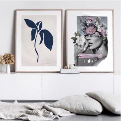 Lily 08 | Limited Edition Print | Framed or Unframed | by Blacklist