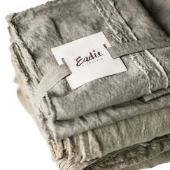 Linen Sheet Set | King Size | Natural