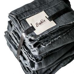 Linen Sheet Set | King Size | Slate