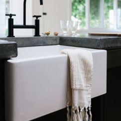 Loom Towels Ecru Hand Towel