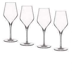 Luigi Bormioli Supremo Chardonnay Glass | Set of 4