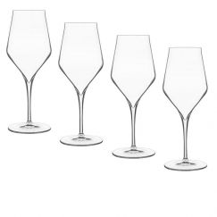 Luigi Bormioli Supremo Red Wine Glass | Set of 4