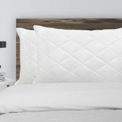 Luxury Bamboo Quilted Pillow | Twin Pack | Royal Comfort