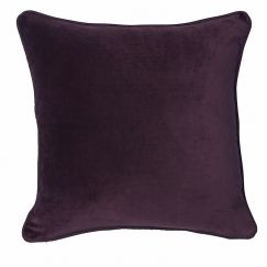 Lynette Velvet Cushion | Burgundy | Rectangle