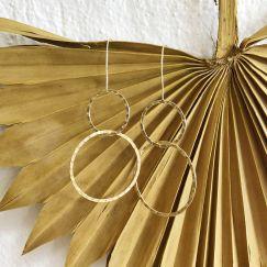 Lyron Earrings Gold l Pre Order