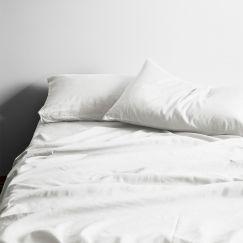 Maison Vintage Sheet Set | White by Aura Home