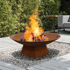 Marrakesh Rust 80cm Fire Pit