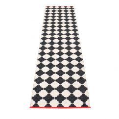 Marre Rug Black   70 x 300cm
