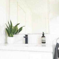 Matte Black Bathroom Mixer Tap