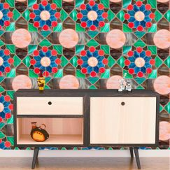 Maurimosaic Glass Mosaic Tile | Castell | Various Colours