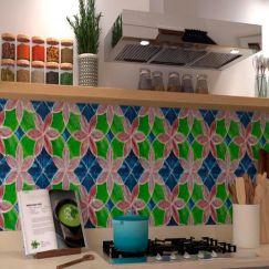Maurimosaic Glass Mosaic Tile | Corona | Various Colours