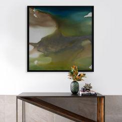 Mermaiden III | Framed Art Print