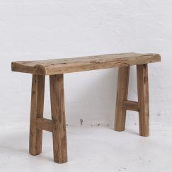 Mikha Rustic Bench Seat Small | Custom Made