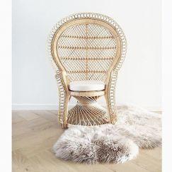 Mini Retro Peacock Chair | By Au Fait