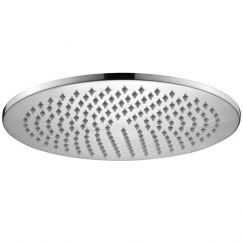 Mizu Drift Brass Overhead Shower Brushed Nickel
