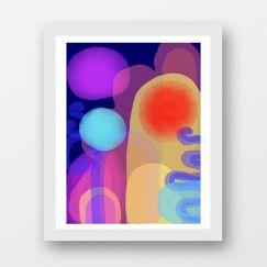 Moonlight Shadow | Limited Edition | Fine Art Giclee Print