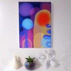 Moonlight Shadow | Limited Edition Giclee Fine Art Print