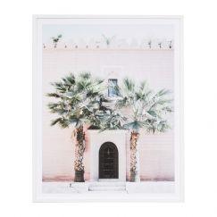 Moroccan Entrance Print