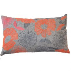 Neon Choli Cushion | by Canvas & Sasson