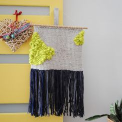 Neri Nerida | Weave Wall Hanging | Anika & Carter