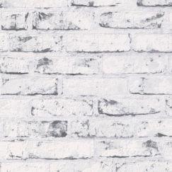 New England Natural Brick Design Grey