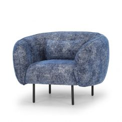 Nook Armchair | Navy