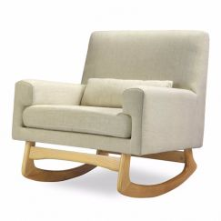 Nursery Works - Sleepytime Rocker Oatmeal | Light Legs