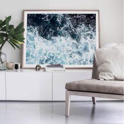 Ocean Noise | Limited Edition Print | Framed or Unframed | by Blacklist