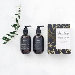 Olieve & Olie Hand Wash & Body Cream Gift Pack | by Aura Home
