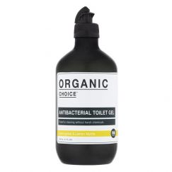 Organic Choice Antibacterial Toilet Gel | Lemongrass & Lemon Myrtle