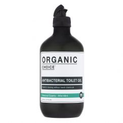 Organic Choice Antibacterial Toilet Gel | Wild Mint
