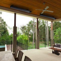 Overhead Outdoor Heaters   Radiant Ceramic   RC1800