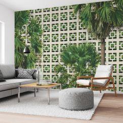 Palm Breeze | WALLPAPER