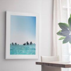 Palm Skies | Limited Edition Print | Framed or Unframed | by Blacklist