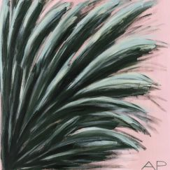 Palm Springs | by Amanda Parsons | Limited Edition Print | Framed