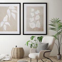 Paper Bark I | Framed Art Print