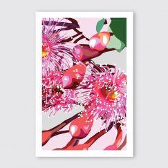 Pink Gum #3 | Unframed Giclee Art Print
