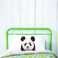 Pongo the Panda Pillowcase | by For Me By Dee