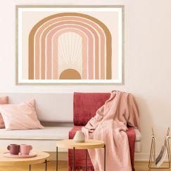 Ray of Sunshine | Art Print