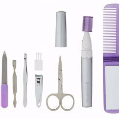 Remington Glamourworks Face and Nails Kit