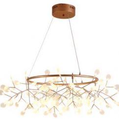 Replica Moooi Heracleum Round Suspension Light 106cm